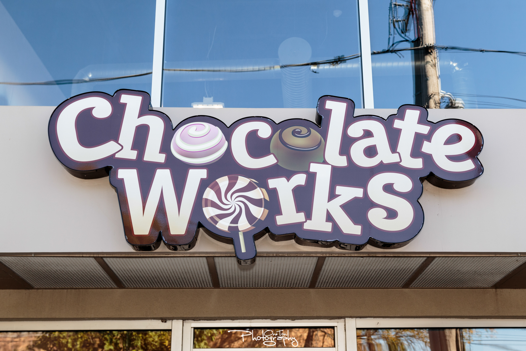 chocolate works – One Ton Photography